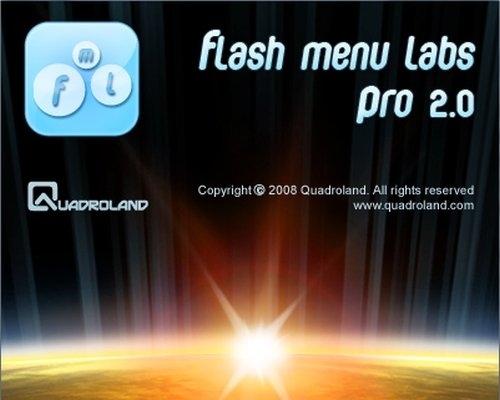 Смотреть изображение файла Flash Menu Labs Pro